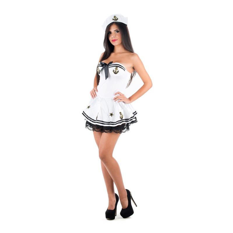 Disfraz Navy Girl