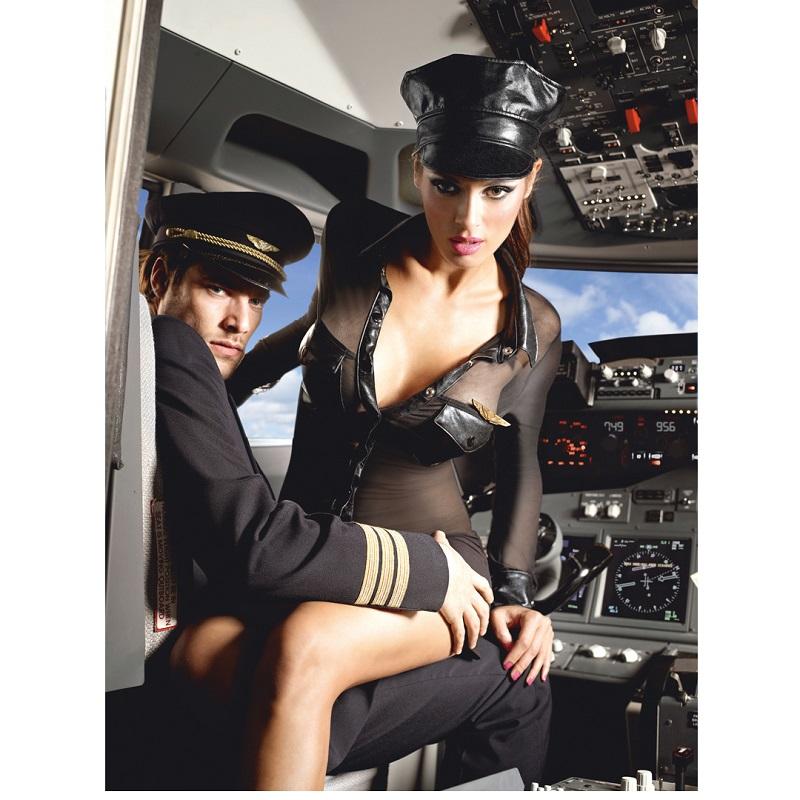 Conjunto Piloto Líneas Aereas Baci 1217