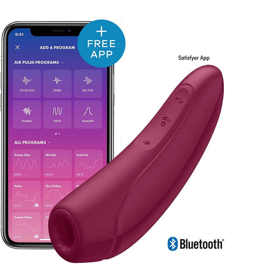 Satisfyer Curvy 1+ App