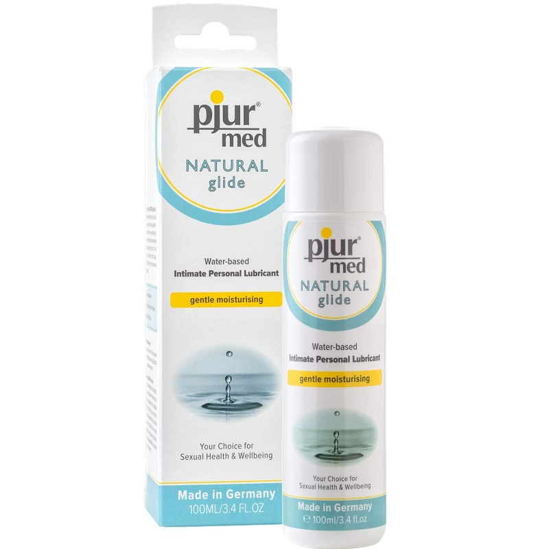 Pjur Med Natural Glide Water 100 ml.