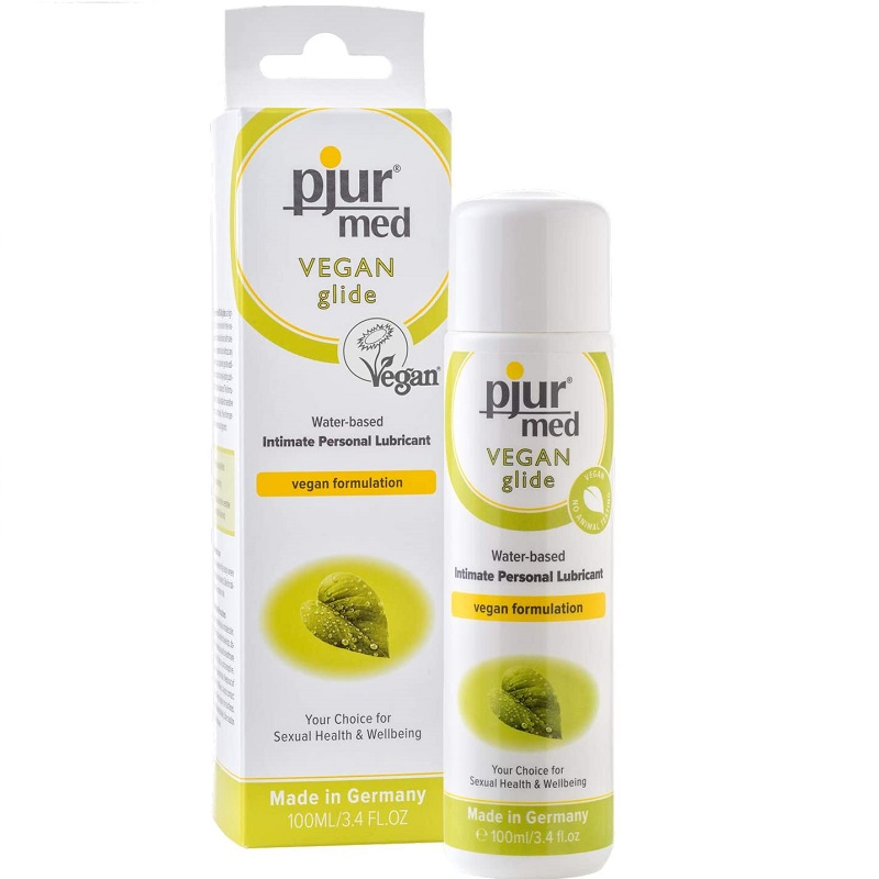 Pjur Med Vegan Glide Water 100 ml.