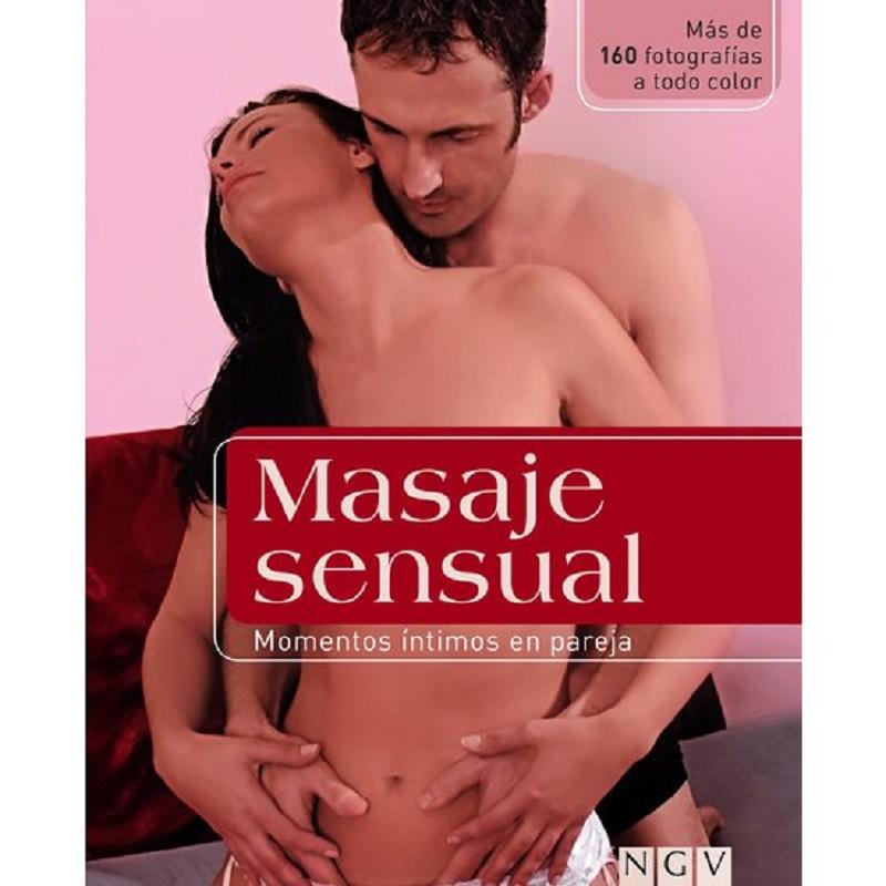Libro Masaje Sensual Momentos Íntimos En Pareja