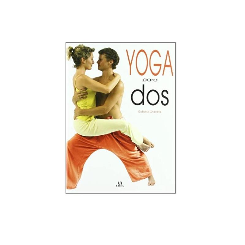 Libro Yoga Para Dos