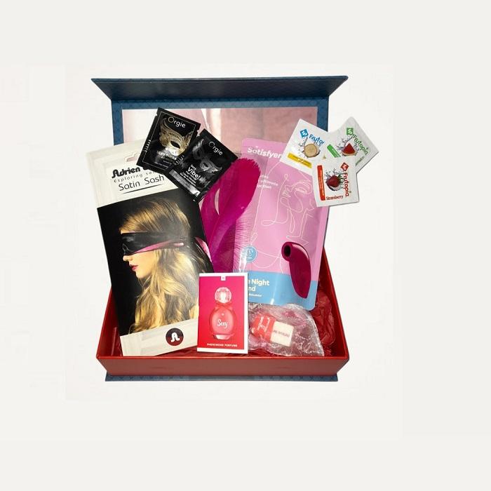 Caja Love Box Satisfyer