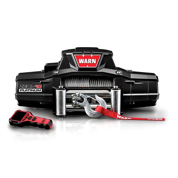 Winch Warn Zeon Platinum