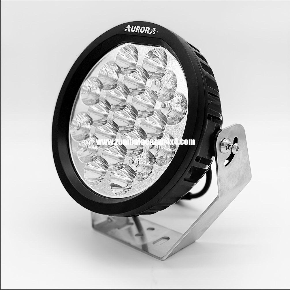 Luz redonda led 7 pulgadas 105W