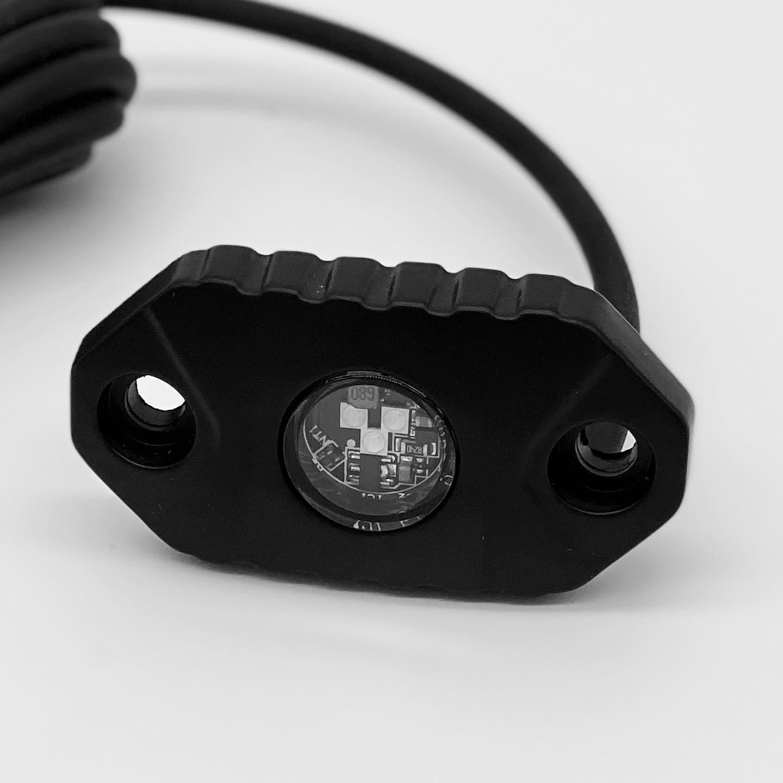 LUZ DE ROCA LED MULTIFUNCIONAL IMPERMEABLE IP68, LUZ DE CAMPING OFFROAD