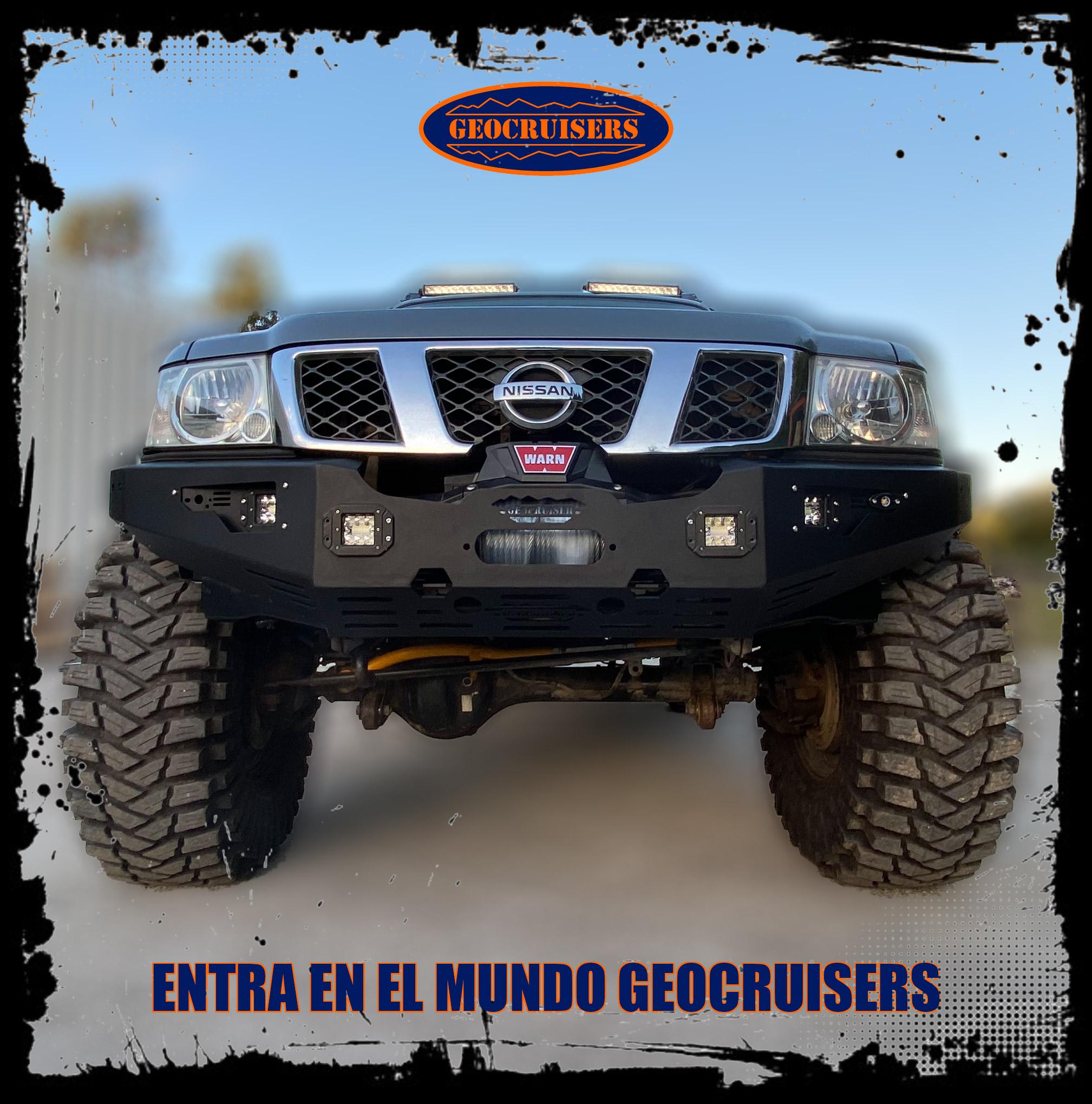 Defensas para Nissan Patrol GR Y61 (2005 - )