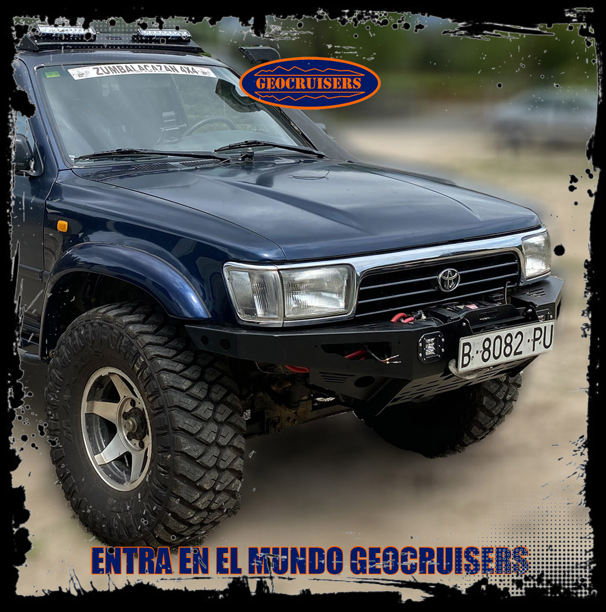 Defensas para Toyota Runner