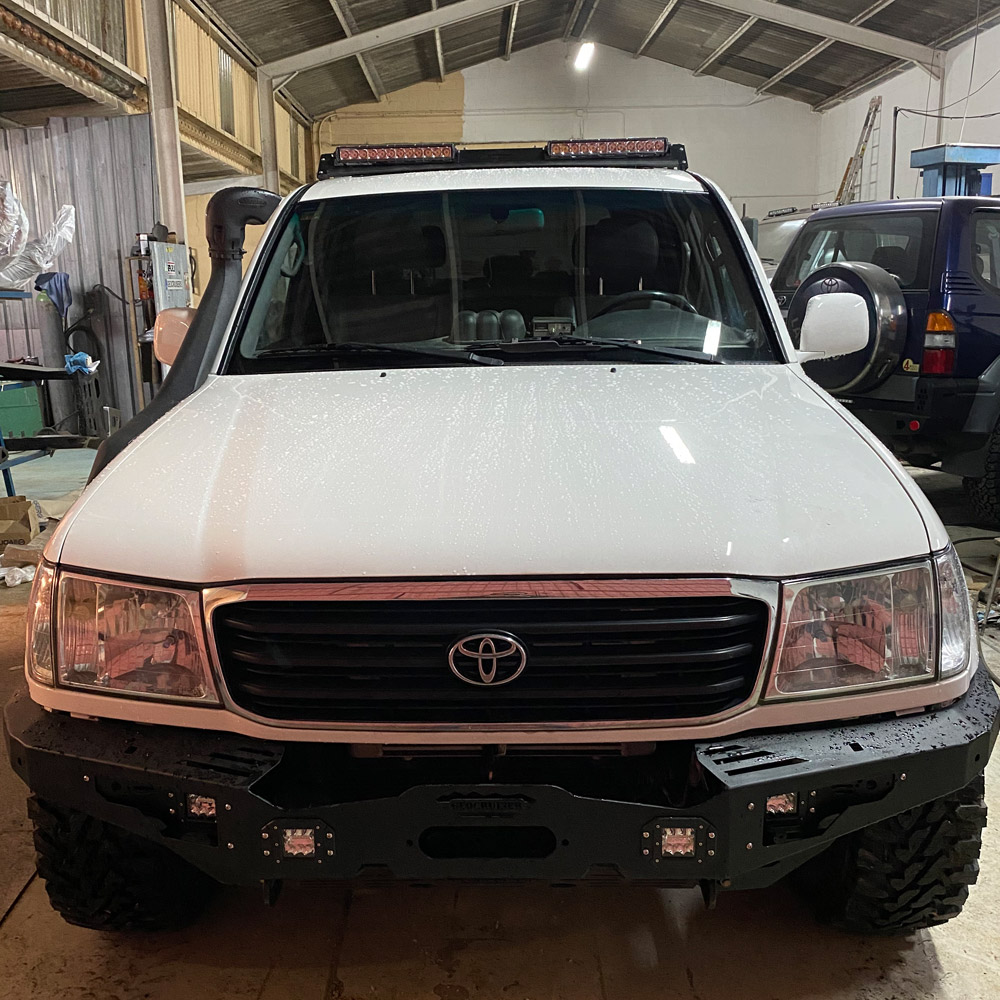 Baca para Toyota HDJ100