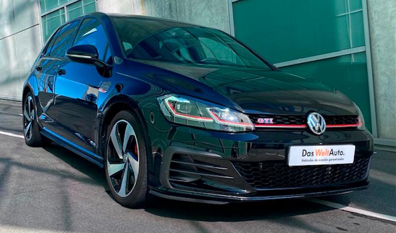 VOLKSWAGEN Golf 2.0 TSI GTI Performance DSG7 180kW (2019)