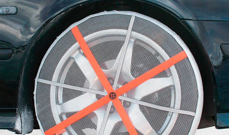 Funda téxtil para neumáticos AUTOSOCK®