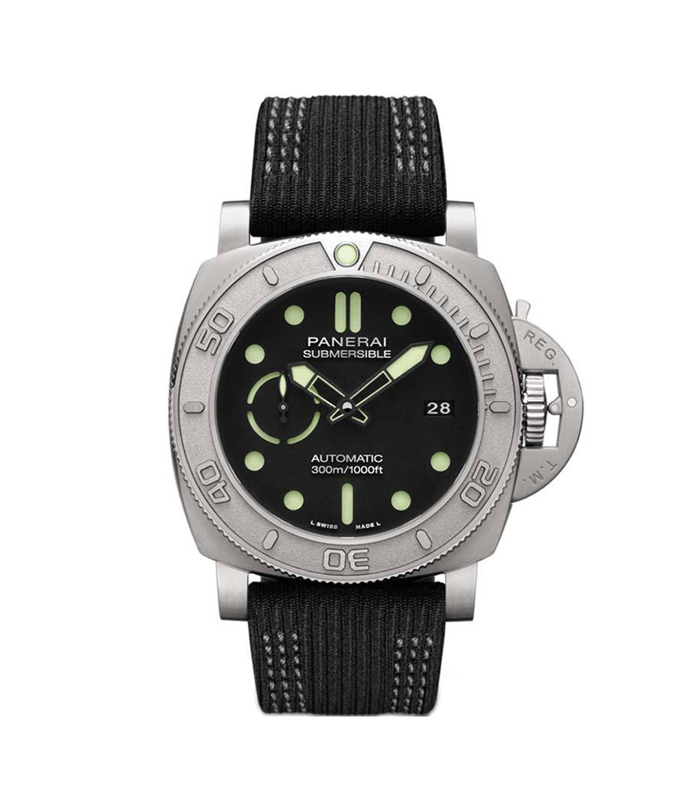 Suubmersible Mike Horn Edition - PAM00984