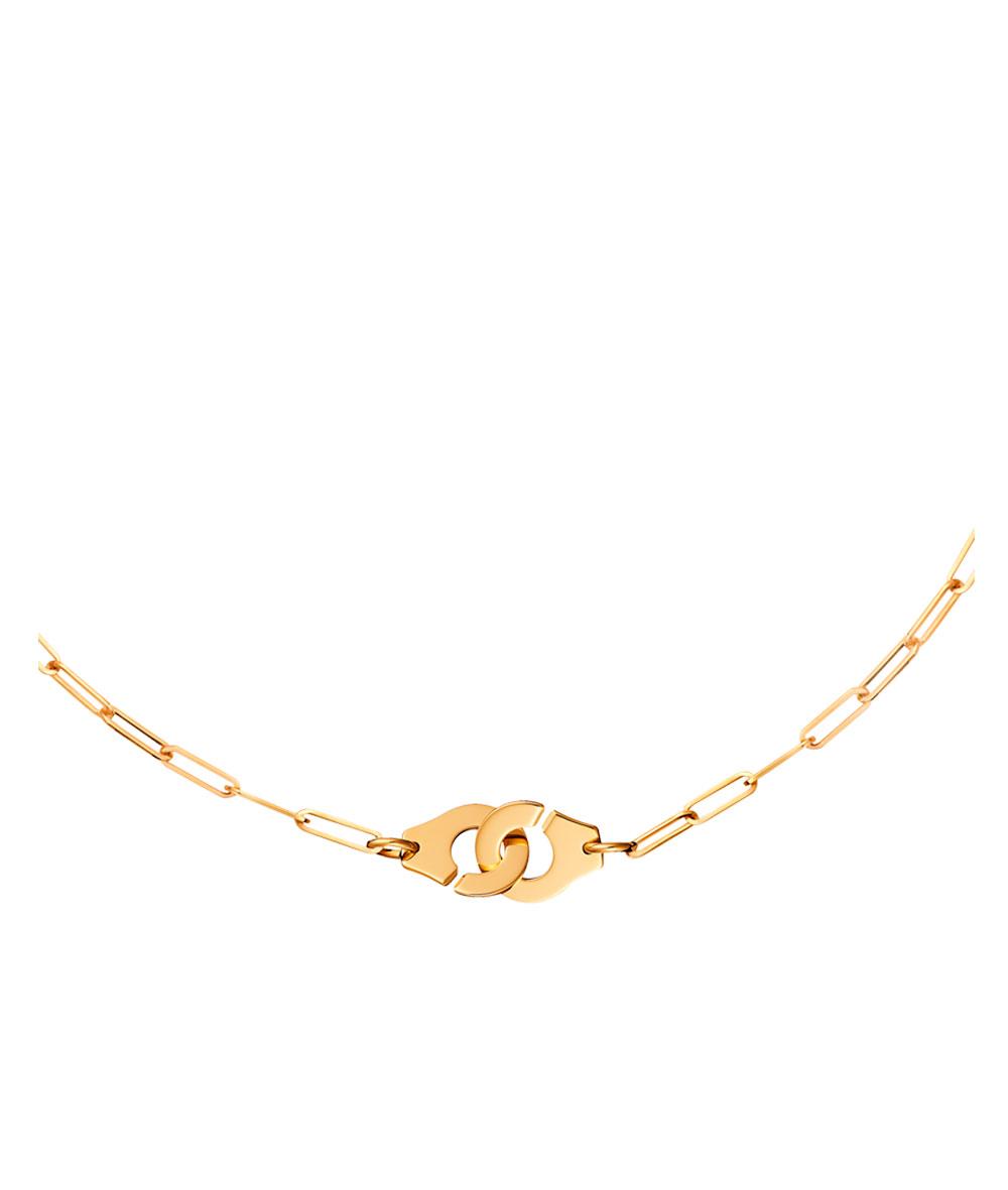 Collar Menottes dinh van R10 Oro Amarillo #654101