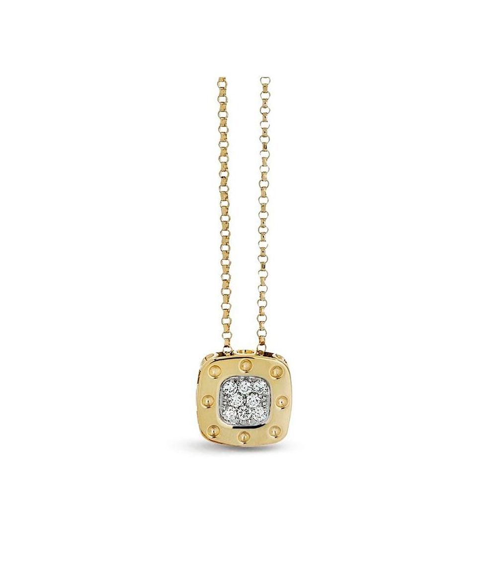 Colgante Pois Moi Oro y Diamantes #ADR777CL0520