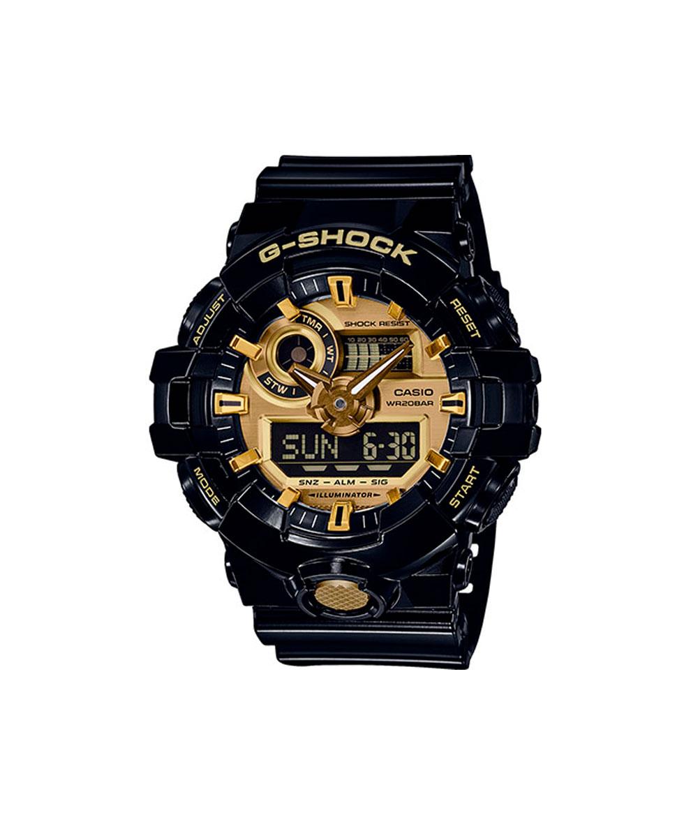 G-Shock Black Gold - GA-710GB-1AER