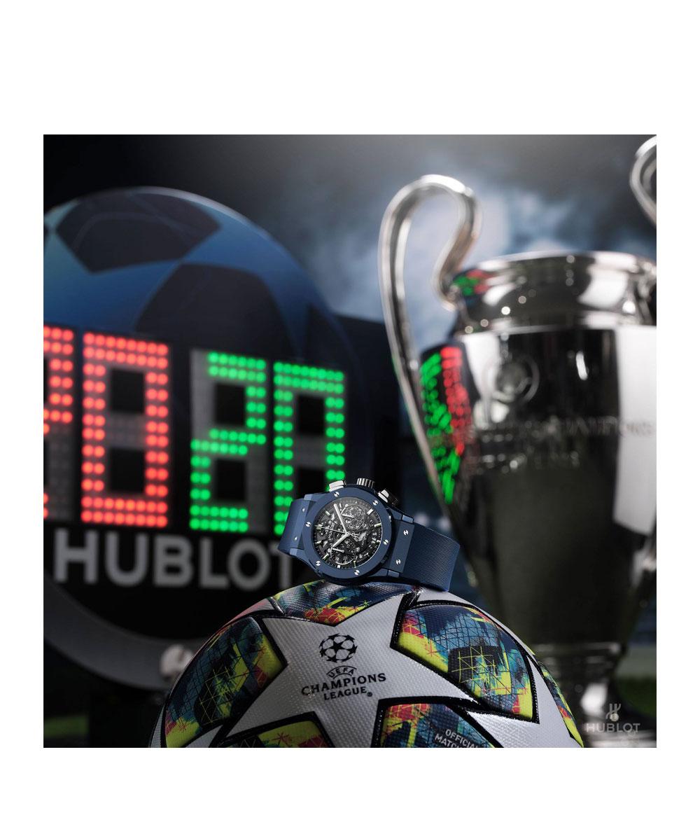 Aerofusion Chronograph UEFA Champins League - 525.EX.0170.RX.UCL20