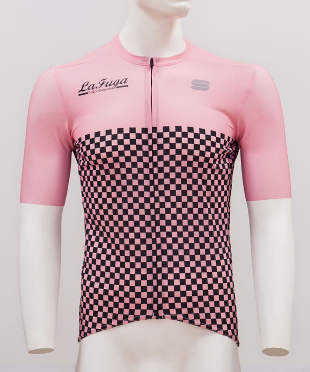 MAILLOT CHECKMATE ROSA