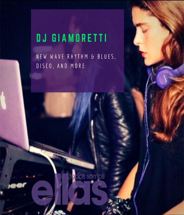 DJ Giamoretti