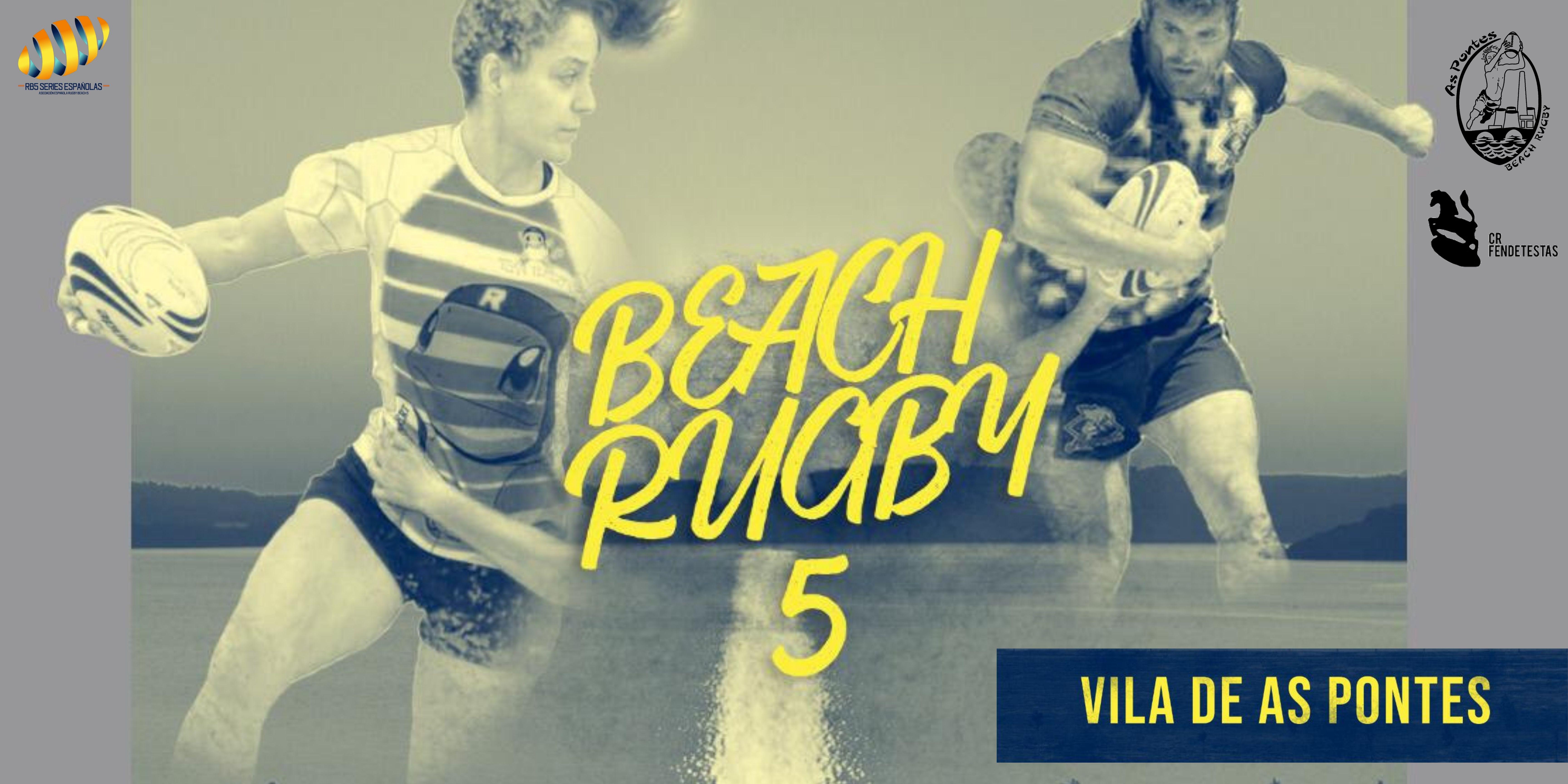 Beach Rugby 5 Vila das Pontes