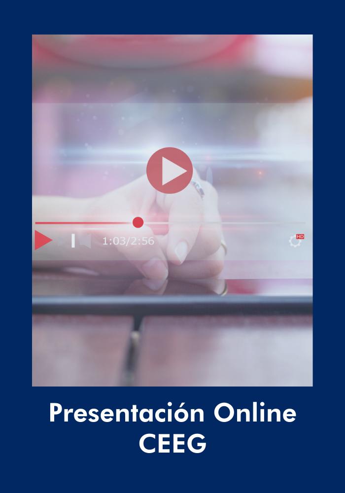 PRESENTACIÓN ONLINE DEL NUEVO CLUB DE EMPRESARIOS Y EJECUTIVOS DE GALICIA