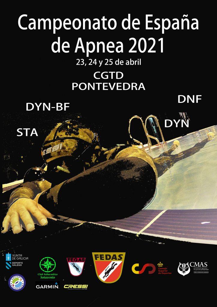 Campeonato de España Apnea Indoor