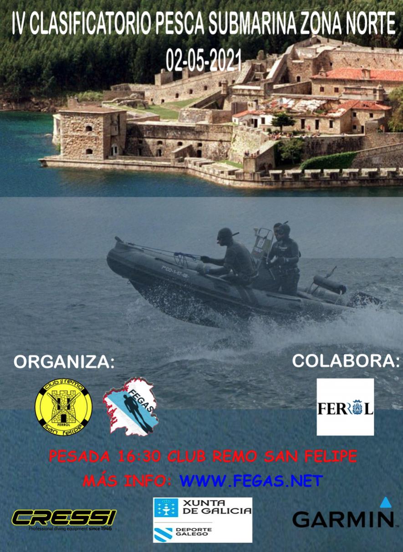 IV Campeonato Clasificatorio Pesca Submarina Zona Norte