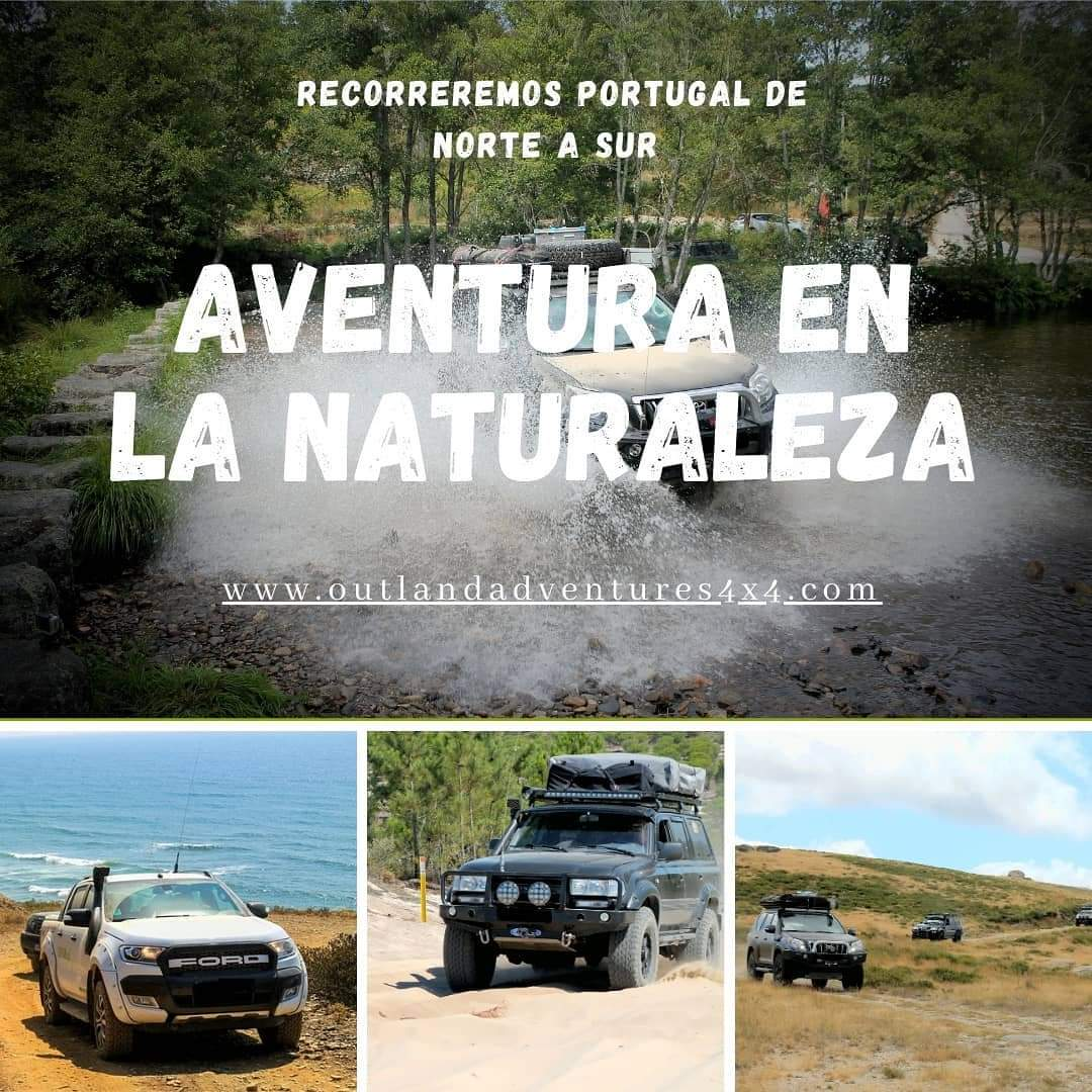 Portugal con Outland Adventures 4x4
