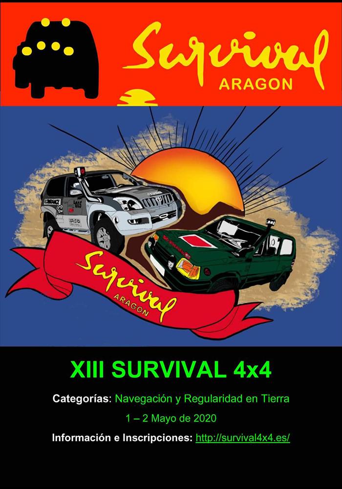 XIII SURVIVAL 4X4