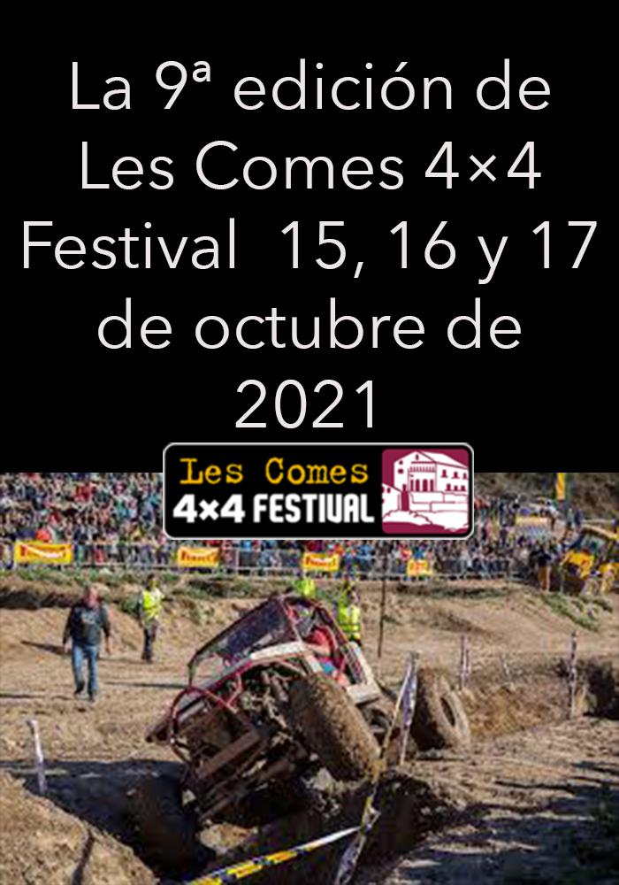 Les Comes Festival 4x4