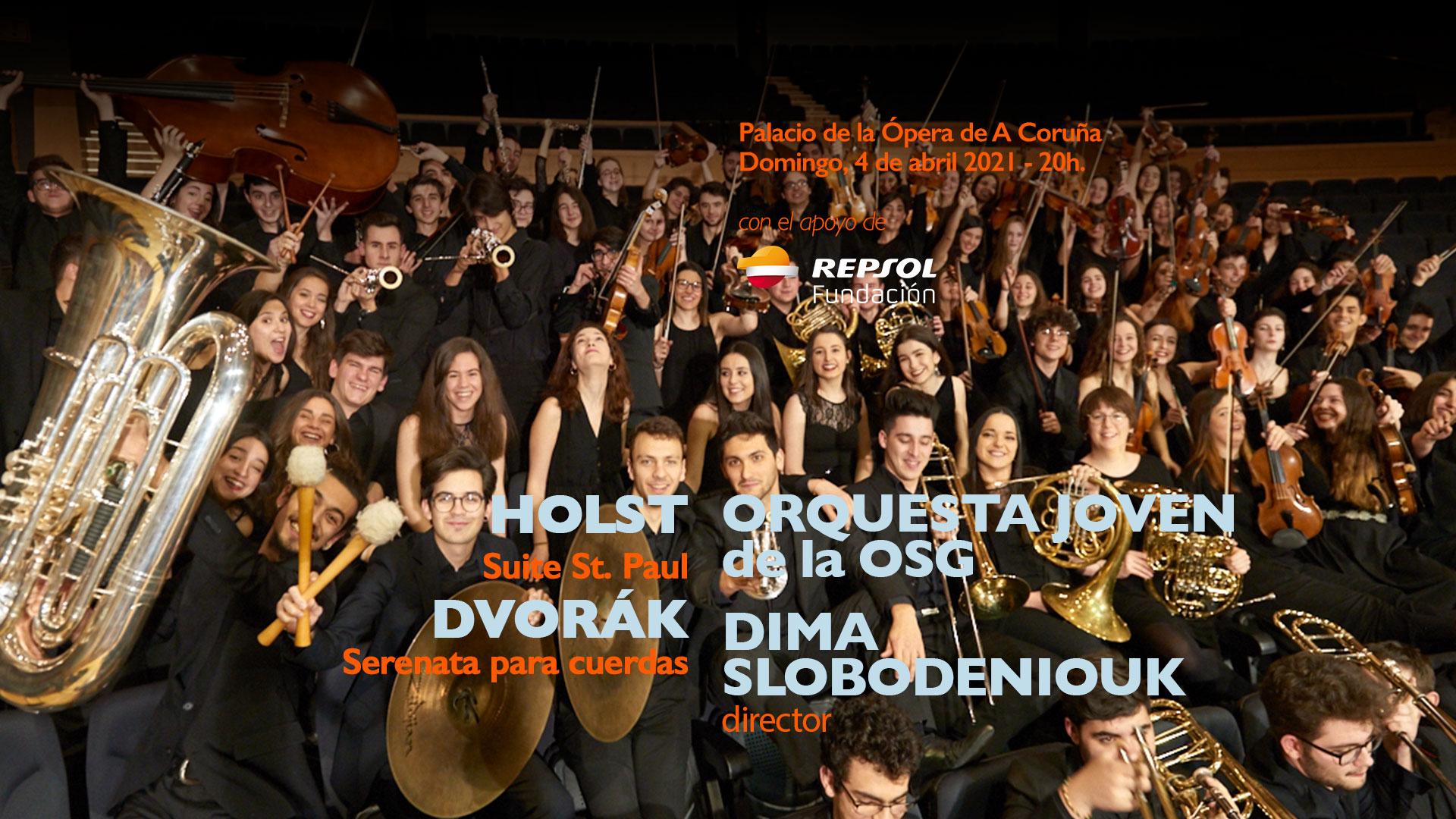 Concierto Orquesta Joven de la Sinfónica de Galicia