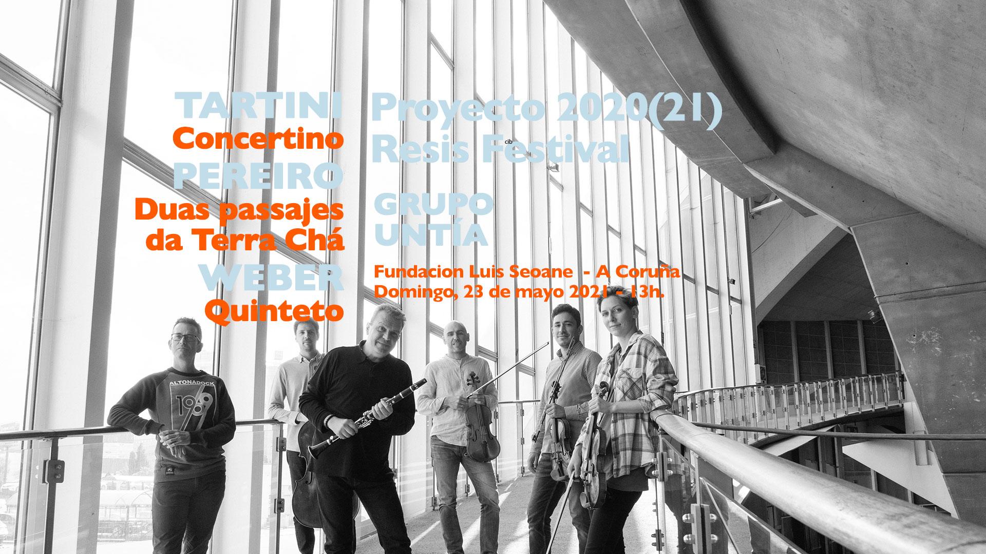 Proyecto 2020(21) Resis Festival - Grupo Untía