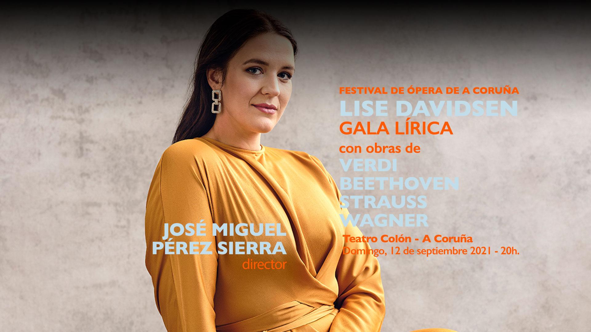 Festival de Ópera de A Coruña - Gala lírica