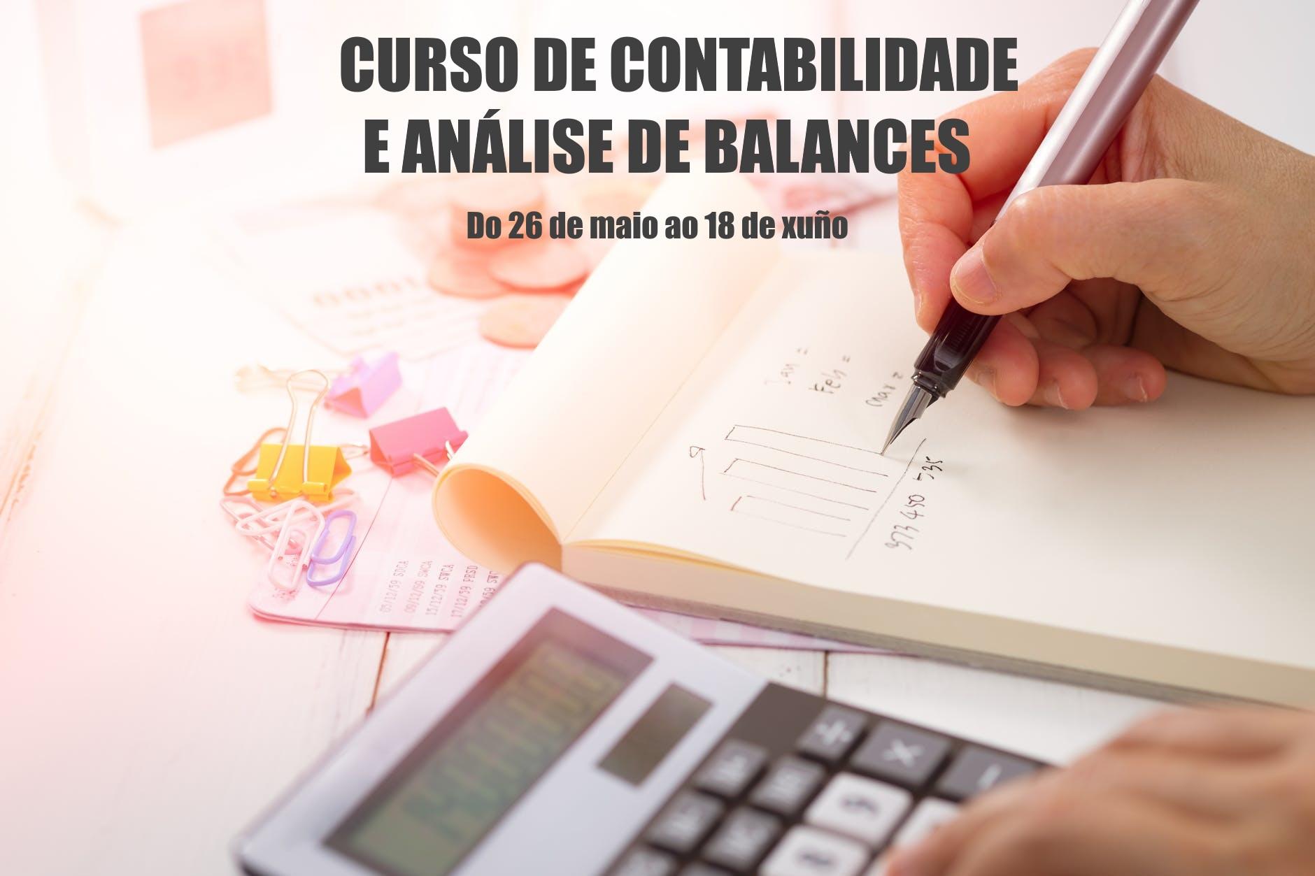 CURSO CONTABILIDADE E ANÁLISE DE BALANCES