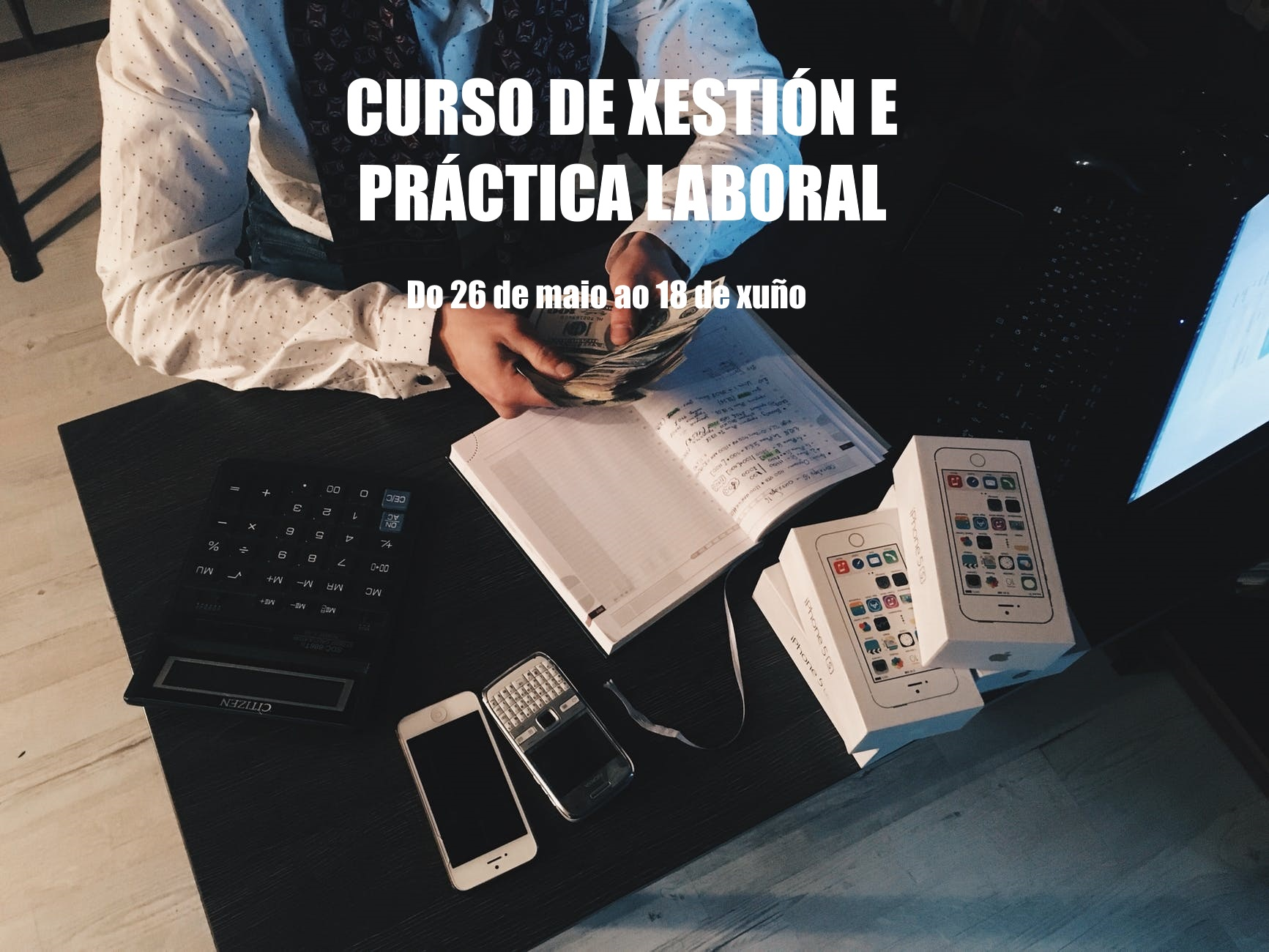 CURSO XESTIÓN E PRÁCTICA LABORAL