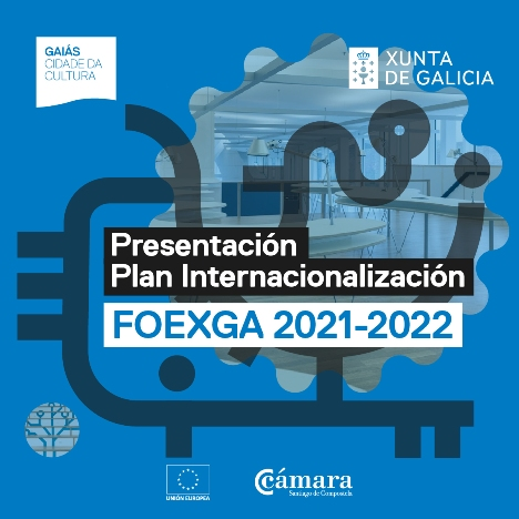 PRESENTACIÓN PLAN INTERNACIONALIZACION FOEXGA 2021 - 2022