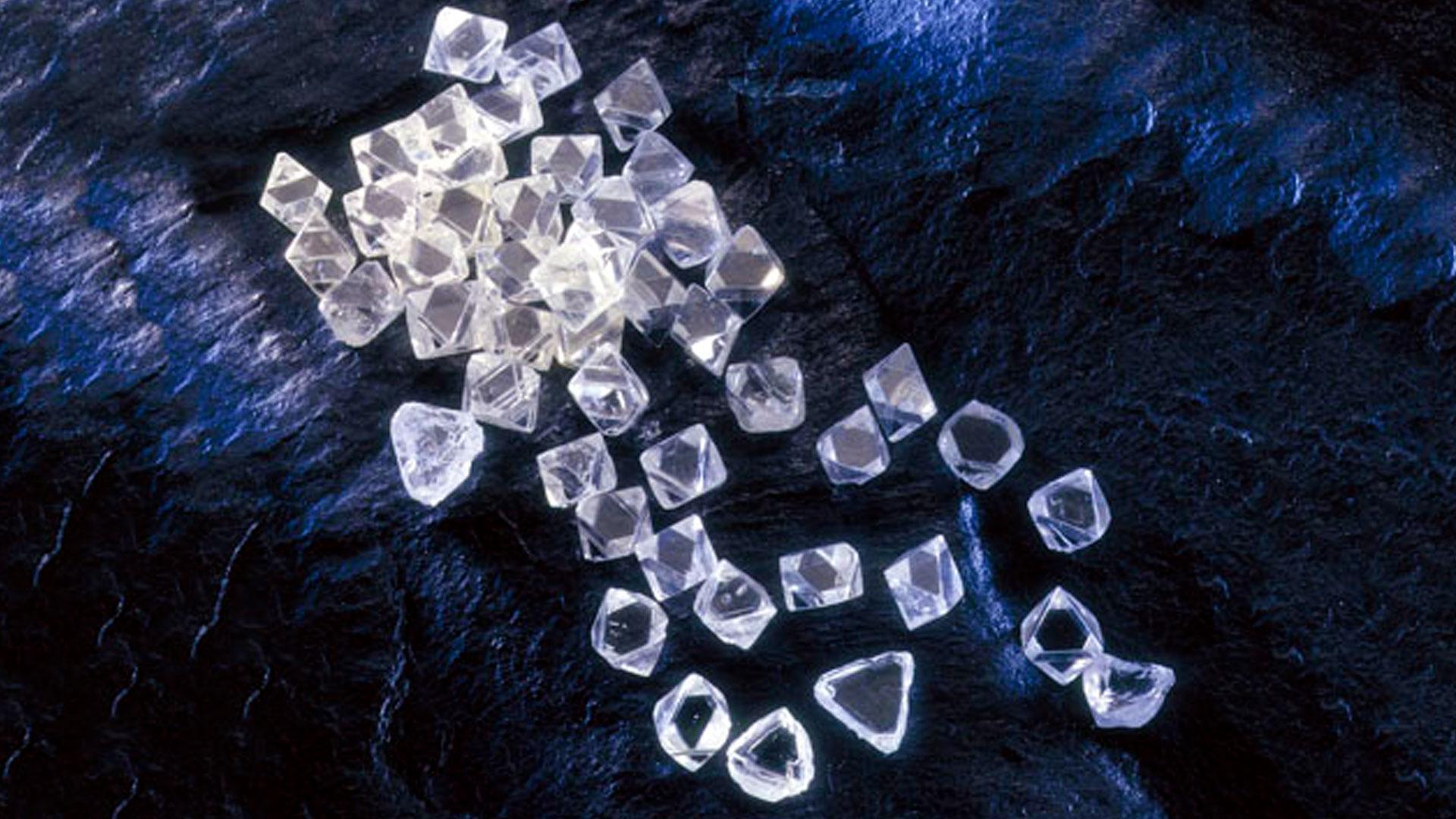 A principios de 1900, De Beers controlaba alrededor del 90 por ciento de la producción mundial de diamantes en bruto. - Cortesía de Beers