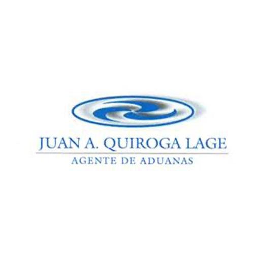 Juan A. Quiroga Lage Agente de Aduanas