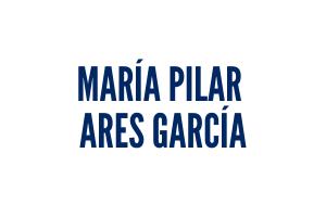 MARÍA PILAR ARES GARCÍA